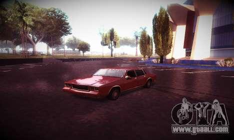 Ebin 7 ENB for GTA San Andreas tenth screenshot