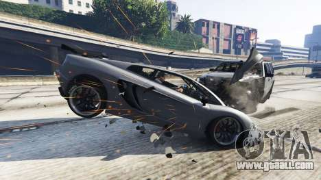 GTA 5 The seat belt v1.1 second screenshot