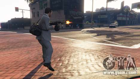 Bank robbery v0.11 for GTA 5