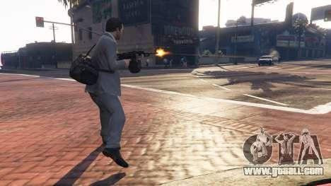 GTA 5 Bank robbery v0.11 second screenshot