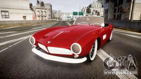 BMW 507 1959 Stock Hamann Shutt VX4 [RIV] for GTA 4