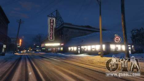 GTA 5 Journey to North Yankton second screenshot