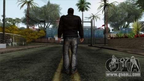 Daniel Garner Skin for GTA San Andreas second screenshot