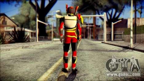 Satria Garuda Bima X for GTA San Andreas second screenshot