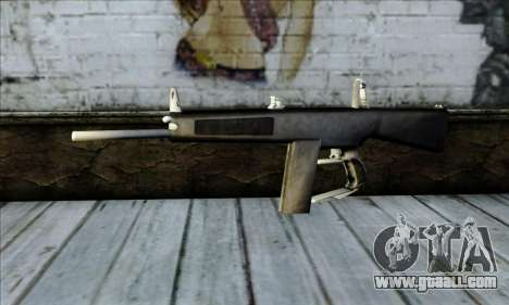 AA-12 Weapon for GTA San Andreas