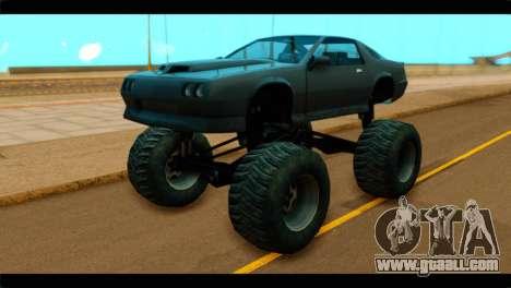 Monster Buffalo for GTA San Andreas