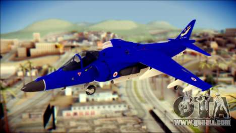 GR-9 Royal Navy Air Force for GTA San Andreas