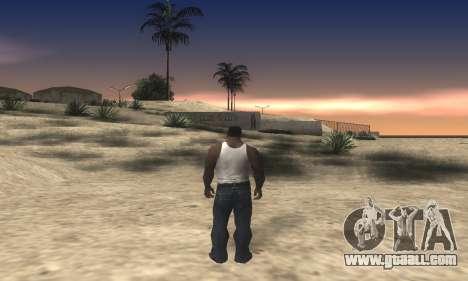 ENB v1.9 & Colormod v2 for GTA San Andreas fifth screenshot