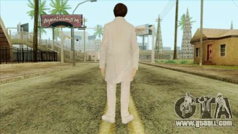 Takedown Redsabre NPC Scientist for GTA San Andreas second screenshot