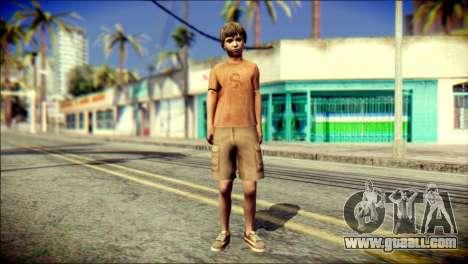 Joshua Shepherd SH Homecomimg for GTA San Andreas
