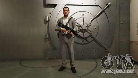GTA 5 Bank robbery v0.11