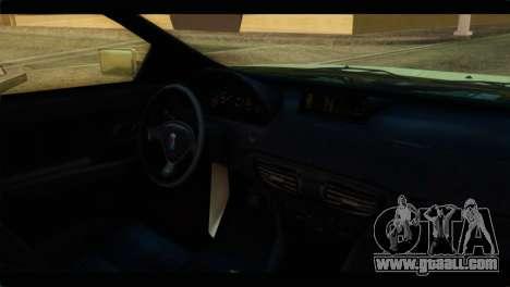 GTA 4 Presidente for GTA San Andreas right view