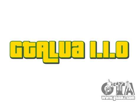 GTA 5 GTALua 1.1.0