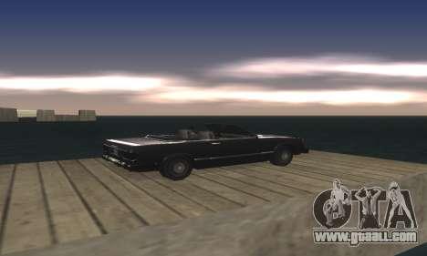 ENB v1.9 & Colormod v2 for GTA San Andreas third screenshot