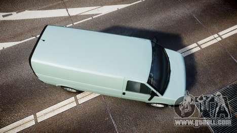 Vapid Speedo ST for GTA 4 right view