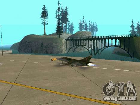 SU 24MR for GTA San Andreas wheels