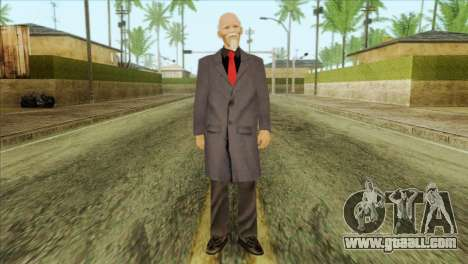 The Old Boss Of The Triads for GTA San Andreas