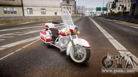 GTA V Western Motorcycle Company Sovereign POL for GTA 4