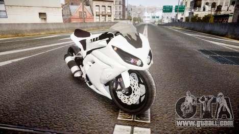 Kawasaki Ninja 250R Tuning for GTA 4
