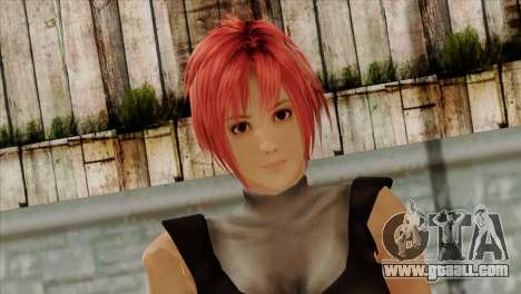Regina DinoCrisis Skin for GTA San Andreas third screenshot
