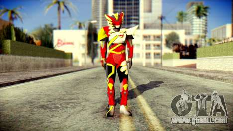 Satria Garuda Bima X for GTA San Andreas