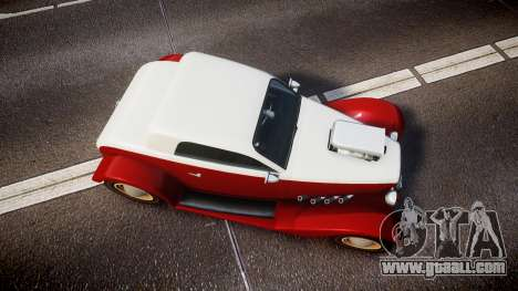GTA V Vapid Hotknife for GTA 4 right view