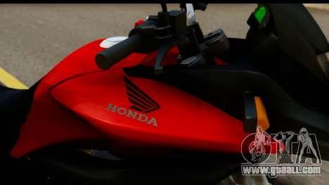 Honda XRE 300 v2.0 for GTA San Andreas right view