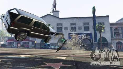 Magic bits Trevor for GTA 5