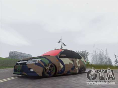 Lada Granta Liftback Coupe for GTA San Andreas