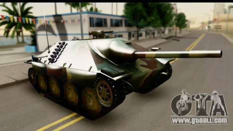 Jagdpanzer 38(t) Hetzer Chwat for GTA San Andreas