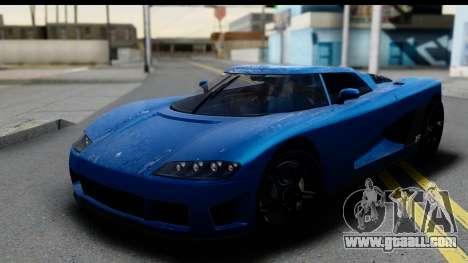 GTA 5 Overflod Entity XF IVF for GTA San Andreas