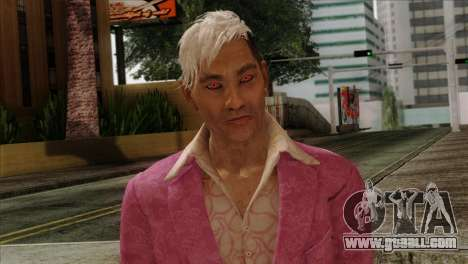 Pagan Min from Far Cry 4 for GTA San Andreas third screenshot