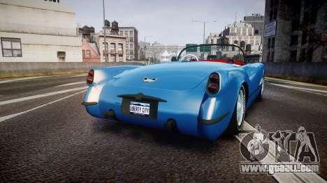 Mafia II Shubert Frigate [EPM] for GTA 4 back left view