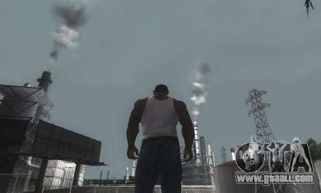 ENB v1.9 & Colormod v2 for GTA San Andreas sixth screenshot