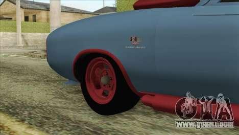 GTA 5 Imponte Dukes ODeath HQLM for GTA San Andreas back left view