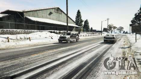 Journey to North Yankton for GTA 5