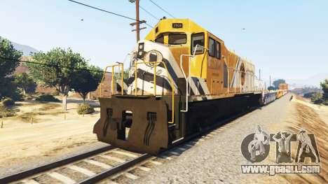 Train driver for GTA 5