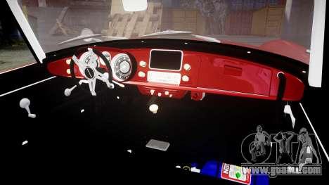 BMW 507 1959 Stock Hamann Shutt VX4 [RIV] for GTA 4 inner view