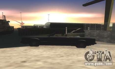 ENB v1.9 & Colormod v2 for GTA San Andreas forth screenshot