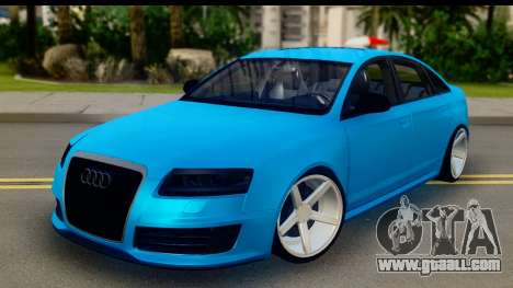 Audi RS6 Vossen for GTA San Andreas