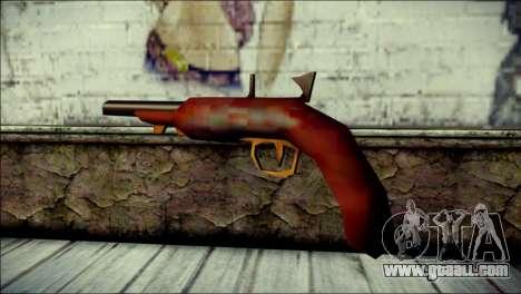 Tokisaki Kurumi Desert Eagle for GTA San Andreas second screenshot