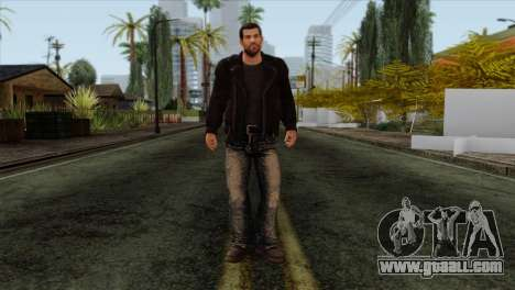 Daniel Garner Skin for GTA San Andreas