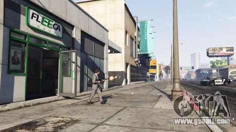 GTA 5 Bank robbery v0.11 third screenshot