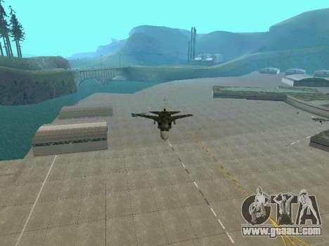 SU 24MR for GTA San Andreas