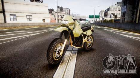 Dirt Bike for GTA 4