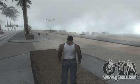 ENB v1.9 & Colormod v2 for GTA San Andreas ninth screenshot