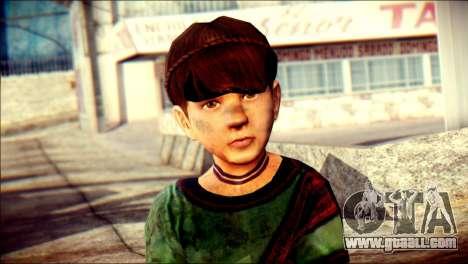 Child Vago Skin for GTA San Andreas third screenshot