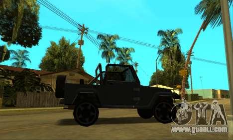 Mesa Final for GTA San Andreas engine