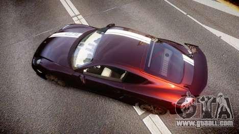 Porsche Cayman GT4 2015 for GTA 4 right view