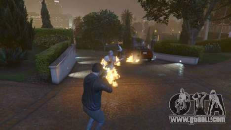 GTA 5 Grand Theft Zombies v0.1a third screenshot